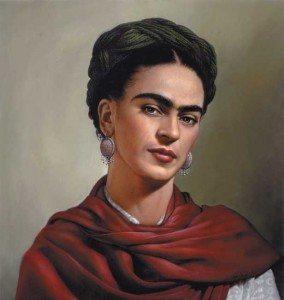 L'omaggio di Savona a Frida Kahlo. Di Betti Briano