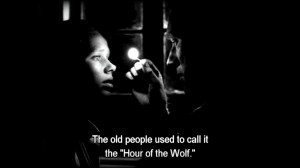 L'ora del lupo, film di Ingmar Bergman, recensione di Biagio Giordano