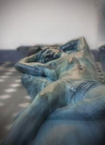 Savona. Museo della ceramica e Pinacoteca. Artisti: Renata Cuneo e Agenore Fabbri. Libera interpretazione fotografica di Biagio Giordano