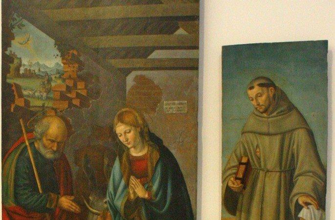 Le foto di Biagio Giordano dalla Pinacoteca di Savona