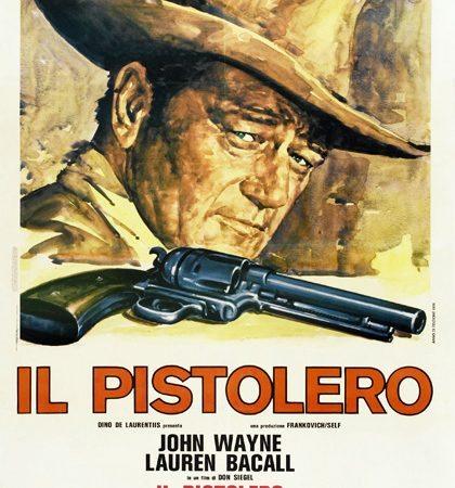 Il pistolero, commento breve di Biagio Giordano