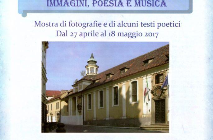 Mostra fotografica e di testi poetici a Praga