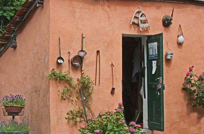 Le foto di Biagio Giordano. Case di Osiglia (Millesimo)