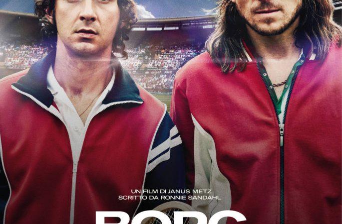 Borg McEnroe, recensione di Biagio Giordano
