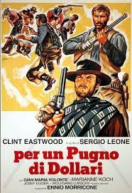 """Ancora sul film """"Per un pugno di dollari"""", commento di Biagio Giordano"""