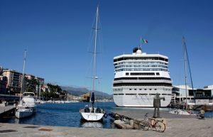 16 dicembre 2010 Costa Concordia a Savona