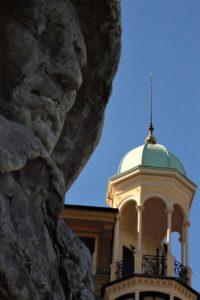 Monumento al pescatore, Renata Cuneo