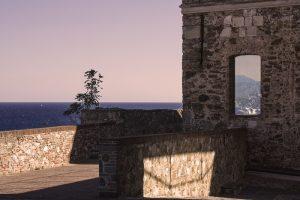 Ex fortezza Priamar pomeriggio