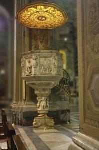 Duomo di Savona Pulpito